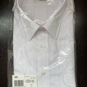 Men's Aviator Shirts.  NWT